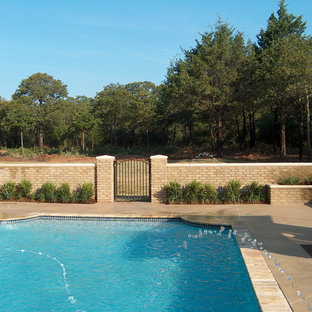 75 most popular eclectic oklahoma city pool design ideas for Pool design okc