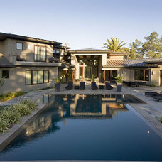Contemporary Pool by mark pinkerton  - vi360 photography