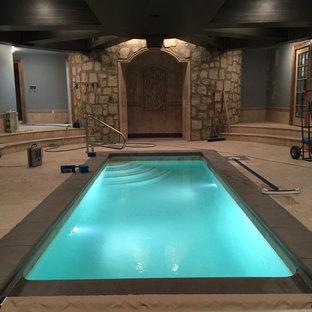 Idee per una piscina stile shabby