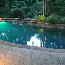 Tropical  by Preferred Pools Inc.