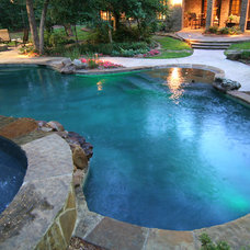 Tropical Pool by Preferred Pools Inc.