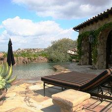 Mediterranean Pool by Pure Water Pools, Inc.