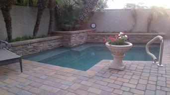 Pools, Spas & Backyards