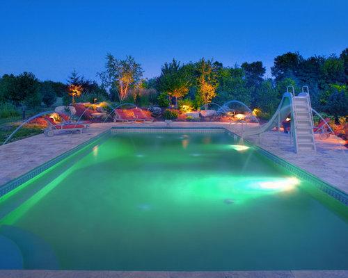 Craftsman minneapolis pool design ideas remodels photos for Pool design mn