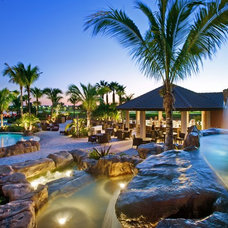 Tropical Pool by Serenity Pool & Spa