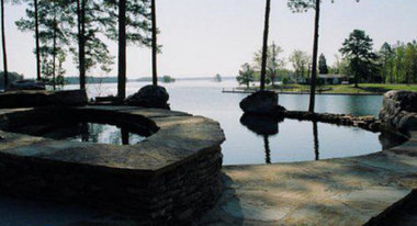 Greenville sc landscape architects designers for Landscaping rocks greenville sc