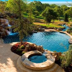 Aquascape oklahoma city ok us 73131 for Pool design okc