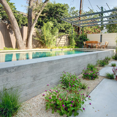 Above ground pools austin pool design ideas pictures - Above ground pool decor ...