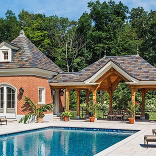Pound Ridge French Country Home