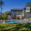 Price Rustic Pool Raleigh By Blue Haven Pools