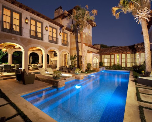 Courtyard Pool Ideas Pictures Remodel And Decor