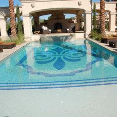Mediterranean Pool by J ANDREW DEVELOPMENT