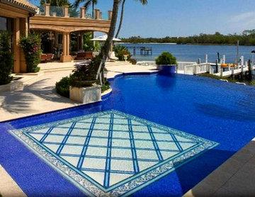 Private Recidence Fag Luxury Custom Pool