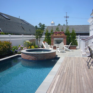 75 Most Popular Small Traditional Pool Design Ideas For