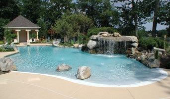Private Residence - Custom Pool & Spa - 8