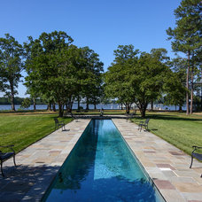 Traditional Pool by Carolyn Culp Photo Productions