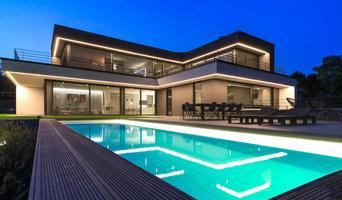Privates Wohnhaus mit Weitblick