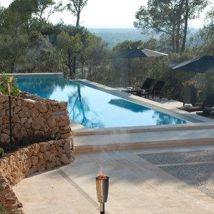 Cottage chic pool photo in Palma de Mallorca