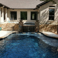 Custom Designs Pool Company Granbury Tx Us 76048