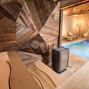 Project Sauna + Infrared Lounger + Steam Room
