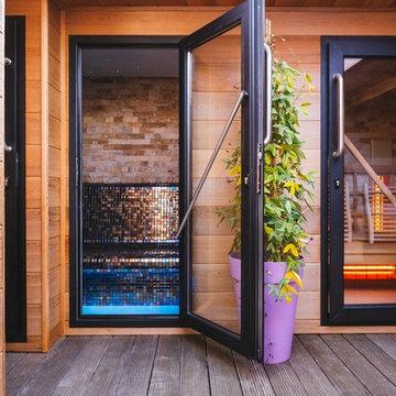 Project Sauna + Infrared Sauna + Steam Room