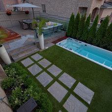 Modern Landscape by Pro-land Landscape Construction