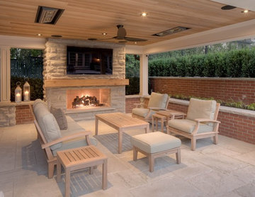 Quality Reigns in an Updated Backyard