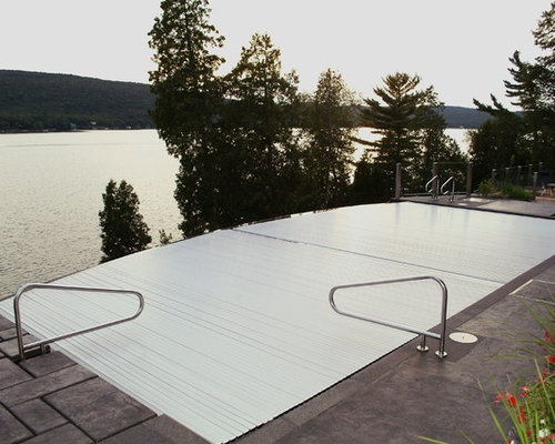 Automatic Swimming Pool Covers Installed In Canada