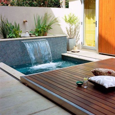 Minimalistisch Pools by Roth Architecture