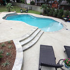 Private Estate 10 Tropical Pool Cincinnati By