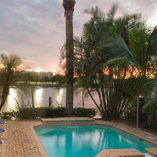 Mediterranean Pool by Ramos Design Build Corporation - Tampa