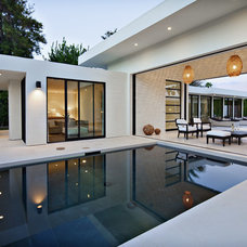 Modern Pool by Martin Kobus Home