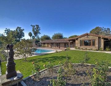 Rancho Santa Fe, Adobe Home