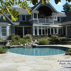 Traditional Hot Tub And Pool Supplies by Environmental Pools, Inc.