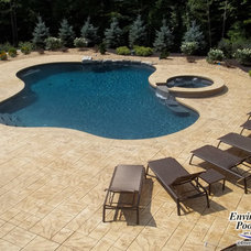 Traditional Hot Tub And Pool Supplies by Environmental Pools, Inc.