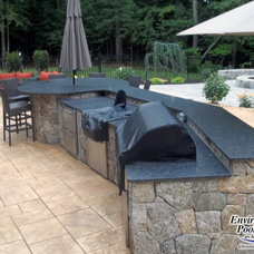 Traditional Swimming Pools And Spas by Environmental Pools, Inc.