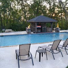 Midwest Custom Pools Lawrence Ks Us 66044