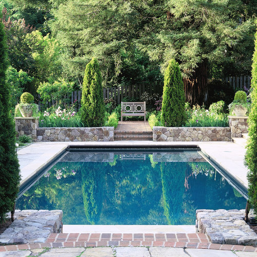 Automatic Rigid Pool Cover Ideas, Pictures, Remodel And Decor