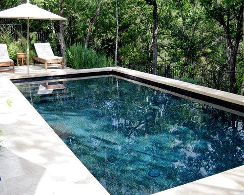 Black Bottom Pool Houzz