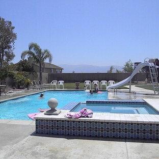 Remodeling Dated Rectangular Pool