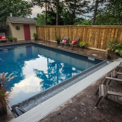 The pool shoppe hamilton on ca l8w 3n1 - Swimming pools in hamilton ontario ...