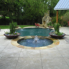 Traditional Pool by Pool Environments, Inc.