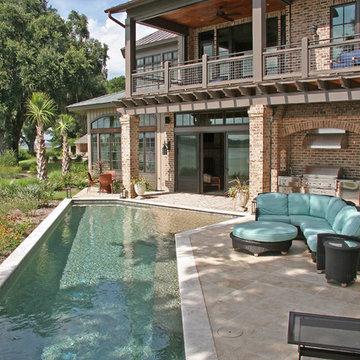 Residence in Colleton River