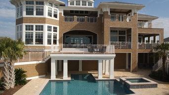 Residential Gunite Pools