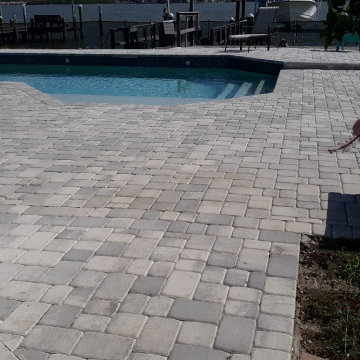 Residential New Pool Build With Decking