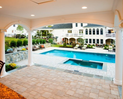 Residential Pool Designs design pool spa in fairport ny residential pools Saveemail