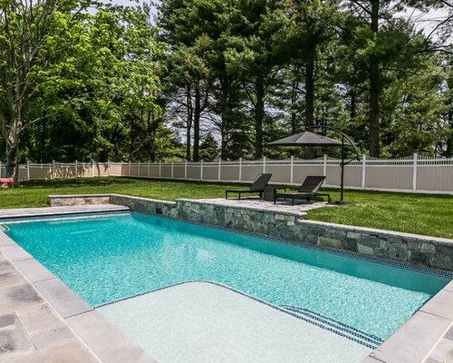 Raised Stone Patio Home Design Ideas Pictures Remodel