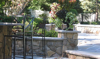 Residential Pool / Outdoor Kitchen area in Franklin Lakes, NJ