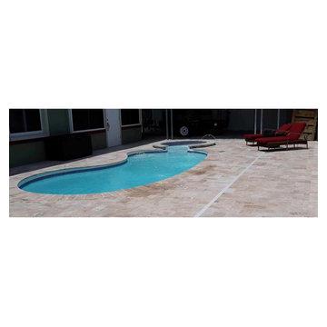 Residential Pool Remodel / Resurface
