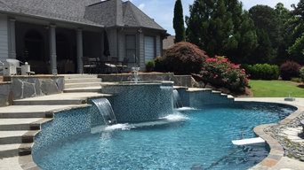 Residential Pool Renovations - French Gray PebbleSheen